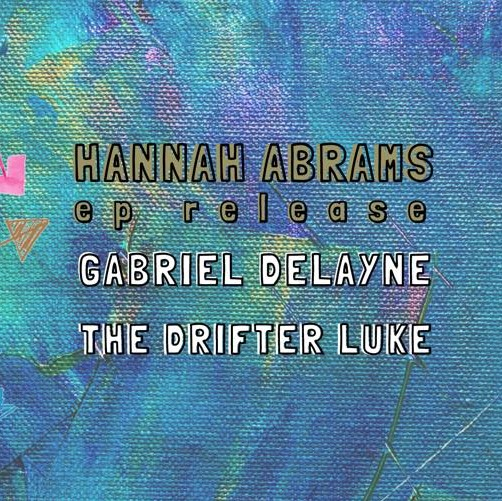 Hannah Abrams Ep Release Event Cover