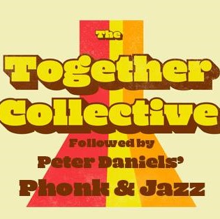 The Together Collective show poster at Sea Monster Lounge