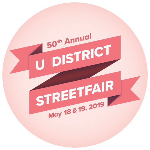 50th Annual U District StreetFair Image